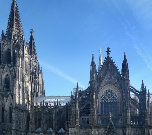 Nhà thờ lớn Cologne dia diem du lich Cologne