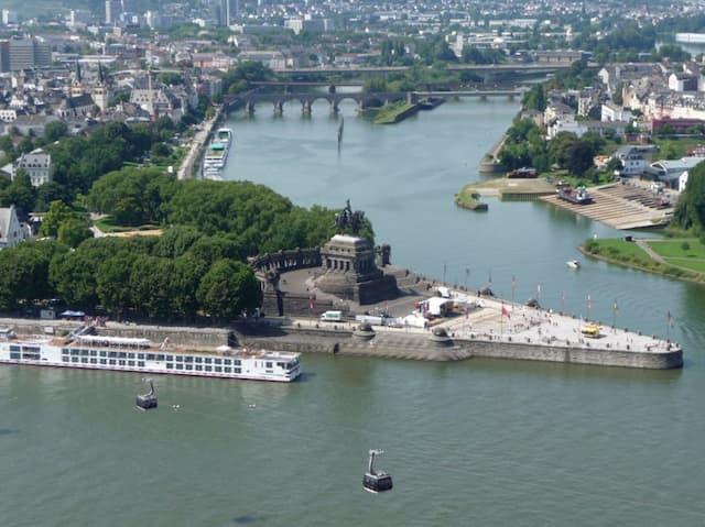 Cáp treo Cologne