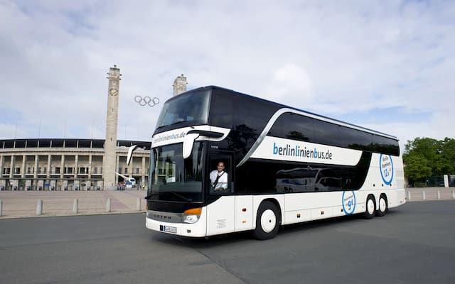 Berlin Linien Bus