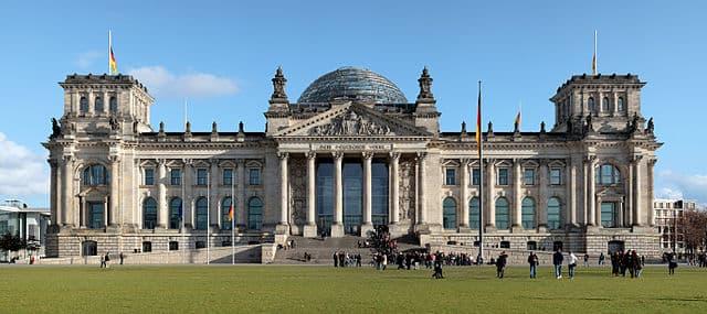 toà nhà Reichstag