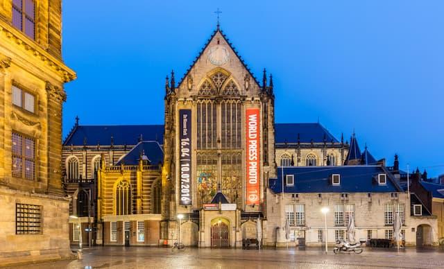 Nieuwe Kerk (Nhà thờ mới)