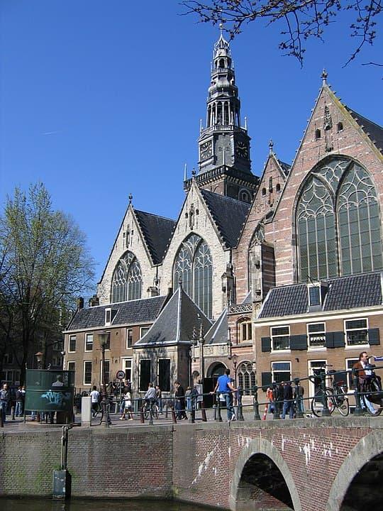 dia diem du lich o thành phố Amsterdam