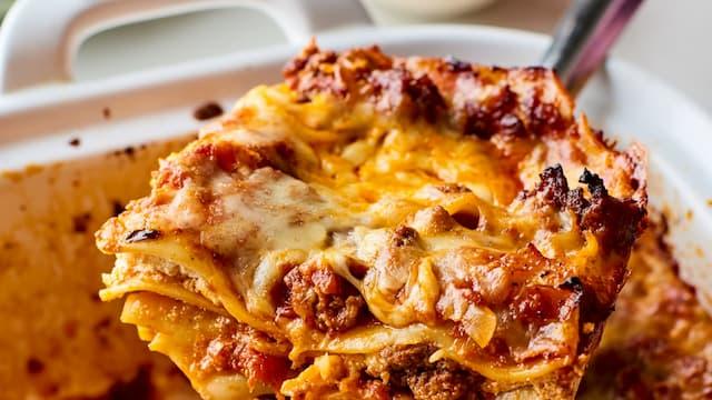Lasagna món Ý ngon